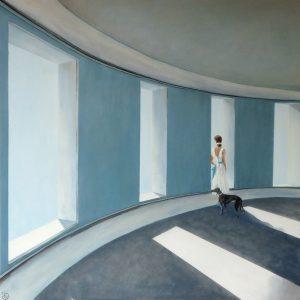 La Tour peinture abstraite Cob Artiste Peintre